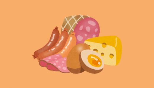匂いの発生を防ぐ対策。卵、ハム、ベーコン、ソーセージ